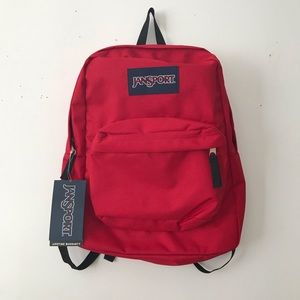 Jansports backpack new